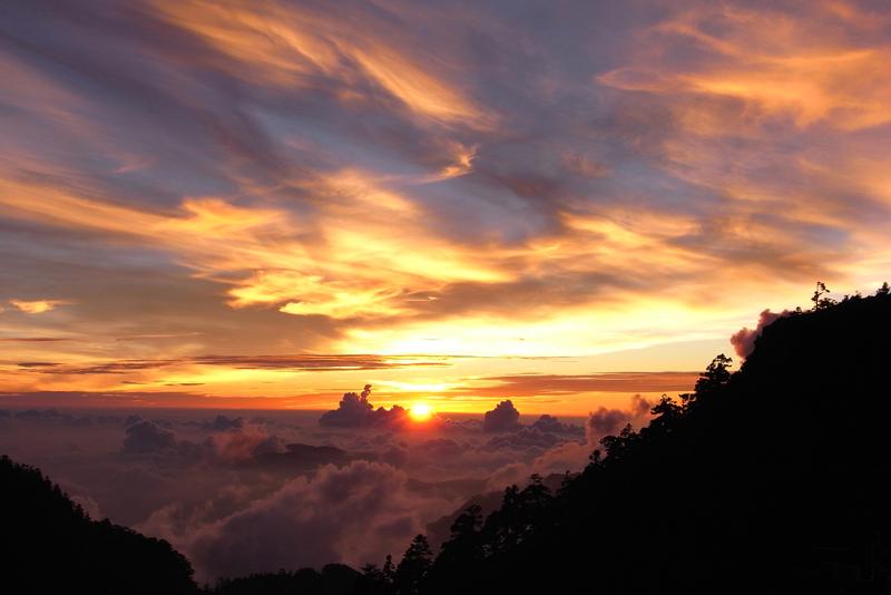 排雲夕照2