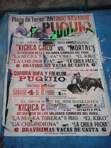 Puquio poster.