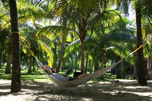 Hammock I by you.