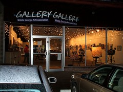 Gallery Front Window