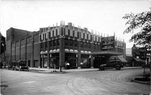 Des Plaines Theater, 1925