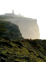 Farol norte (Sagres, Faro, Portugal) Photo