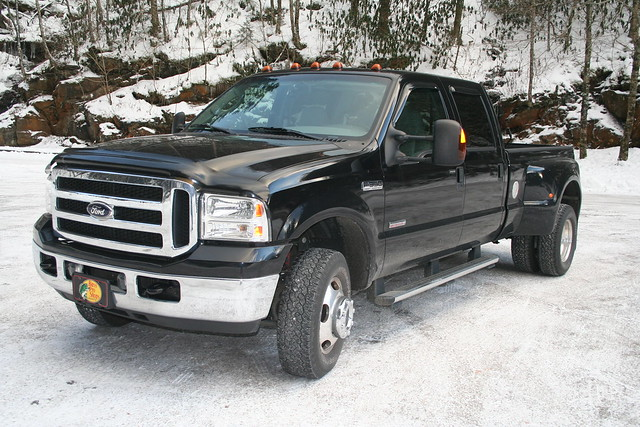 ford diesel f350 dually powerstroke