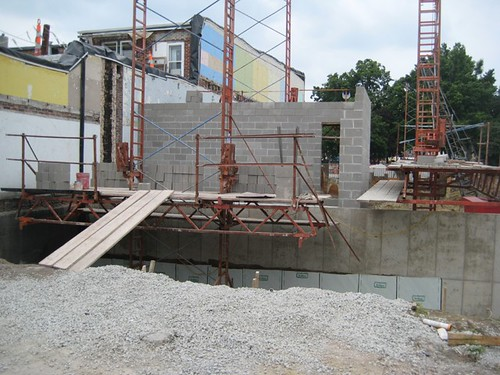 Construction site picture