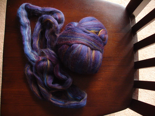 purple merino