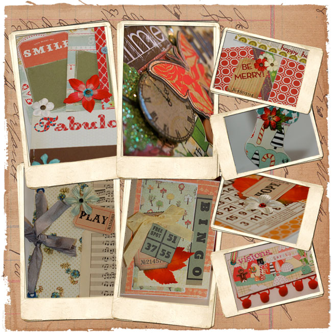 Vintage Frames for Blog Preview/Promotion