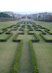 Parque Eduardo VII - Lisbon #1 (ruimssoares) Tags: park portugal lisboa lisbon parqueeduardovii marquesdepombal