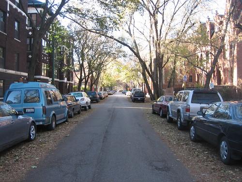 Hyde Park street