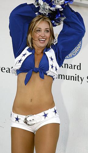 Dallas Cowboys Cheerleader Brooke Sorenson