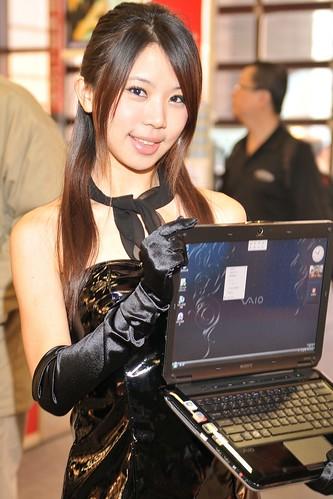2008/11/29資訊展-SONY