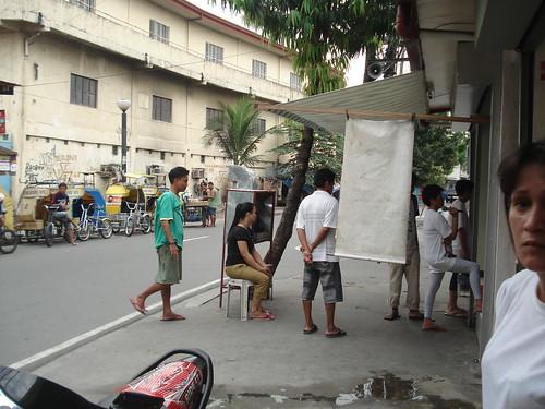 street karaoke