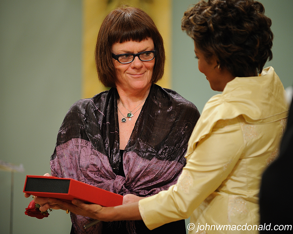 Christie Blatchford - Governor General's Literary Award 2008