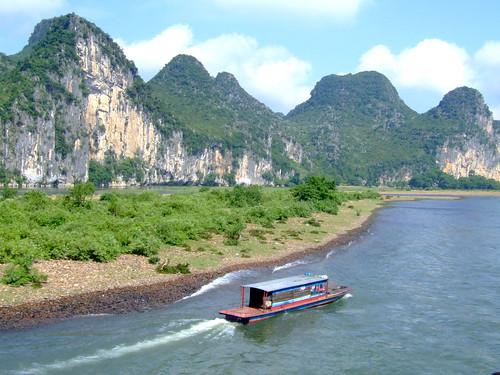 025-Guilin-Crucero por el rio Lijiang