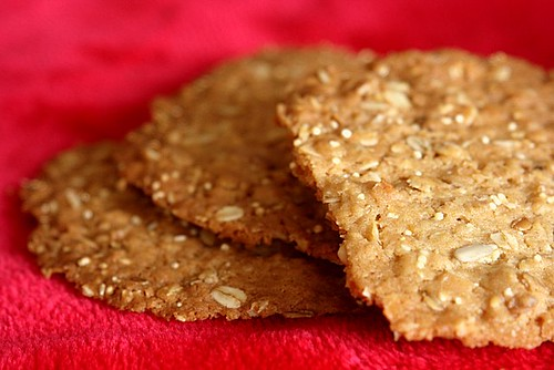 Oatmeal Cookie Penyet
