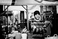 A Smile is the most contagious thing in the world.. long may it continue! (JulesCanon) Tags: people belfast northernireland ulster stgeorgesmarket 7daysofshooting monomonday fabbytime dayoutwithbern cantwaittillthenexttime week37cityliving