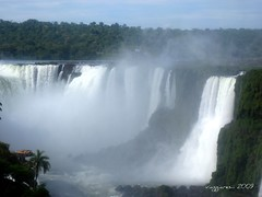igazu brasile (viaggiaresiii) Tags: blue vacation fall nature water waterfall blu falls acqua azzurro spettacolo sogno cascate igazu spettacolare emozione