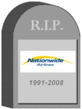 Nationwide Tombstone