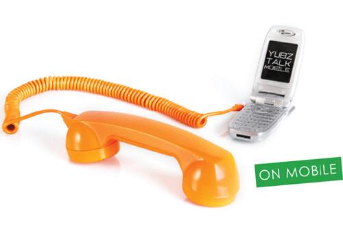 accesorio móvil para nostálgicos