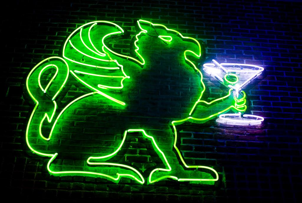 Neon Griffin