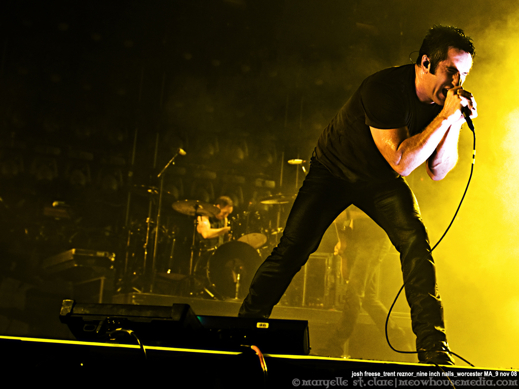 NIN | March Of The Pigs | Josh Freese & Trent Reznor
