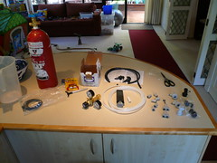 Kegging components