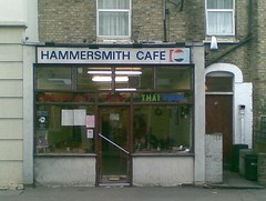 Picture of Hammersmith Cafe, W6 0JS