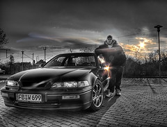 ITS NOT ME, its Mr. Winkler ( rednaxela_west) Tags: auto car vw honda golf bad dirk hdr nauheim refelktionen aplusphoto
