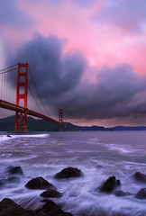Evening in Marshall Beach ~~ (Debasisphotography) Tags: ocean sanfrancisco california old city nyc longexposure travel light sunset usa storm color beach nature clouds landscape geotagged photography photo nikon pacific photos goldengate february dri debasis 18200mmvr