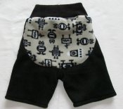 2T Inspiration Shorts *Robots*  **$1 Shipping!**