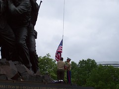 The flag is removed from the lanyards (christgeorge) Tags: george christopher