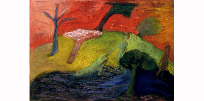 Trees Dream People, People Dream Trees (1989) by Tara Sabharwal