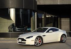 Aston Martin V8 Vantage ( Saleh AlRashaid / www.Salehphotography.net) Tags: car photo nikon gulf martin outdoor middleeast arab kuwait luxury f28 v8 aston d3 gcc kuwaiti vantage q8 saleh  kuwaity     2470     stateofkuwait  leefilters  alrashaid salehalrashaid salehphotographynet