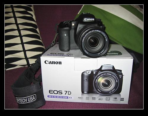 Canon 7D-3