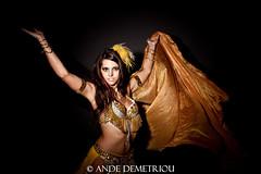 (GeminiMM) Tags: portrait woman dance model memphis bellydance