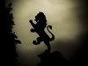 Lion Rampant (Sharkey) Tags: scotland lion falkirk rampant lightroom interestingness136 i500