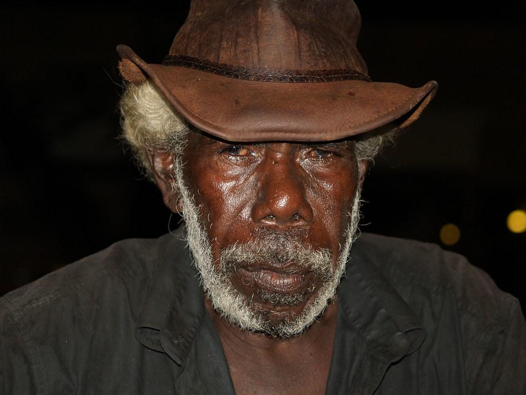 Slim Dusty's black son