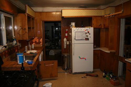 Kitchen: Ready to demo
