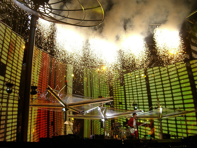 Muse Wembley Stadium 3