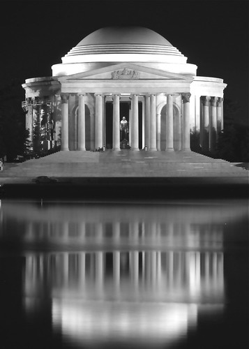 Jefferson Memorial Reworked in Aperture