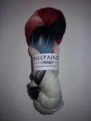 sheepaints Schneemann