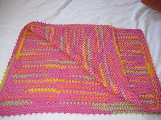 Ravelry: Knee Rug pattern by Australian Wool Corporation
