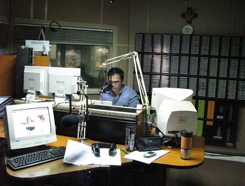 94.7FM station