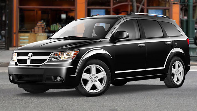 crossover 2009dodgejourney