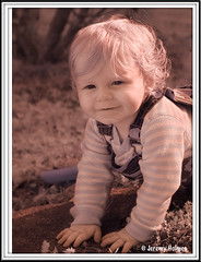 Nephew  infrared (ir guy) Tags: people baby skyline kids canon ir photography kid child tn nashville fineart infrared musiccity middletn jeremyholmes irvisionscom nashvilleskylinescom