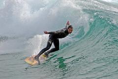 7408DSC (Rafael Gonzlez de Riancho (Lunada) / Rafa Rianch) Tags: ocean beach sports agua surf waves playa surfing spray olas deportes oceano lunada rafaelriancho rafaelgriancho rafariancho