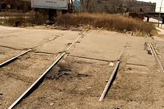 Degnon Terminal track