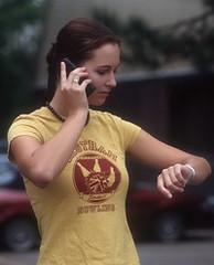 Фото 1 - Опасные объятия мобильной электроники