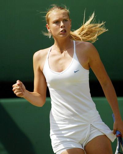 Maria Sharapova pictures