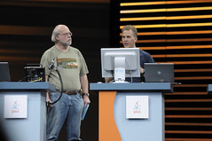 "James Gosling and Tor Norbye, General Session ""Extreme Innovation"", JavaOne 2008"