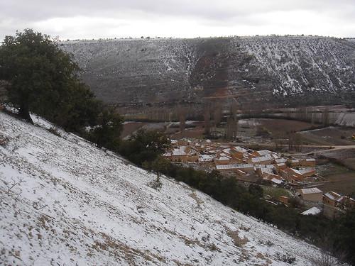 Bordecorex. bajando desde Cerro Lutero (Noviembre 2005)
